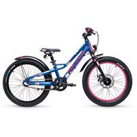 Scool Faxe 20  Blue-Pink Komplettes Fahrrad 2020