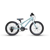 Scool Lixe race 20 Gray-Blue Vélos Complets 2020