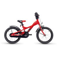 Scool Xxlite Alloy 16 Red Vélos Complets 2020