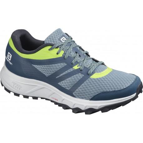 Salomon Shoes Trailster 2 Bluest/Poseidon/Lime 2020