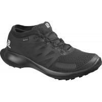 Salomon Shoes Sense Flow GTX Black/Black/Black 2020