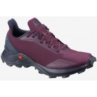 Salomon Shoes Alphacross W Potent Pur/Navy Blaze 2020