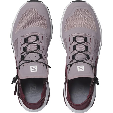 Salomon Shoes Tech Amphib 4 W Quail/Rhododendr/W 2020
