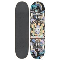 Skateboard Globe G1 Stay Tuned 8.0'' - Black - Complete 2020