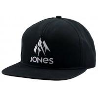 Jones Cap Jackson Black 1Size 2021