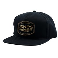 Jones Cap Riding Free Black 1Size 2021