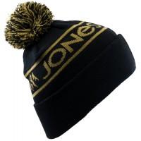 Jones Beanie Chamonix Black 1Size 2021