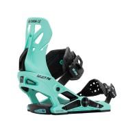 Fixation Snowboard Now Select Pro Aquamarine 2021