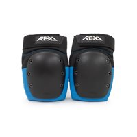 Rekd Ramp Knee Pads Black/Blue 2020