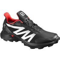 Salomon Shoes Supercross GTX Black/Phantom/SI 2019