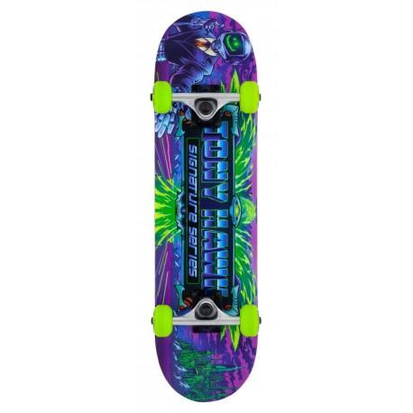 """Tony Hawk Skateboard 7.38"""" SS 360 Cyber Mini Complete 2020"""