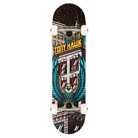 "Tony Hawk Skateboard 7.375"" SS 180 Downtown Mini Complete 2020"