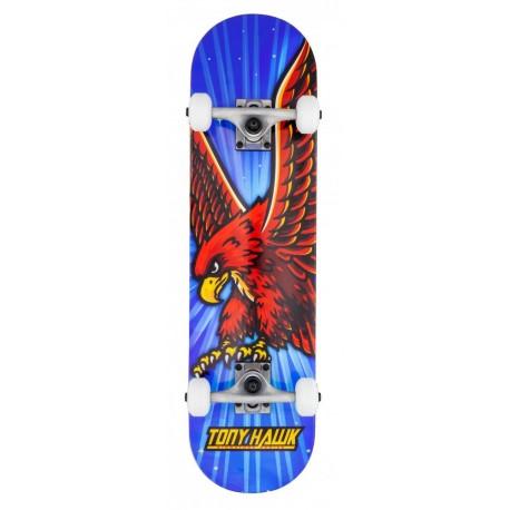 """Tony Hawk Skateboard 7.375"""" SS 180 King Hawk Mini Complete 2020"""