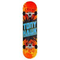 """Tony Hawk Skateboard 7.75"""" SS 180 Shatter Logo Complete 2020"""