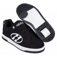 Heelys Chaussures Voyager Nubuck Black/White 2020