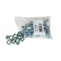 Sushi Truck Hardware Kingpin Nuts (Pack 50) Silver 2020