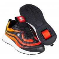 Heelys Chaussures Nitro Black/Flame 2020