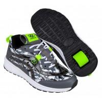 Heelys Chaussures Nitro Charcoal/Black Camo/Yellow 2020