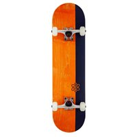 "Skateboard Rocket Invert Series Orange 7.75"" Complete 2020"
