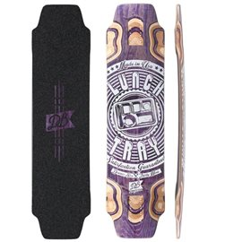 "DB Longboards Lunch Tray Purple 39"" - Deck Only 2018"