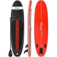 Retrospec Weekender 10' Inflatable Paddle Board Black 2020