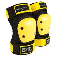 Pro-Tec Pads Rental Elbow Black/Yellow 2020