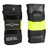 Pro-Tec Pads Rental Wrist Guard Black/Yellow 2020