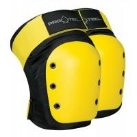 Pro-Tec Pads Rental Knee Black/Yellow 2020