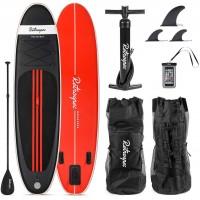 Retrospec Weekender 10 Inflatable Paddle Board Black 2020