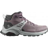 Salomon Shoes X Raise Mid GTX W Flint/Phantom/Quarry 2020