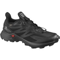 Salomon Shoes Supercross Blast GTX W Black/Black/Black 2020