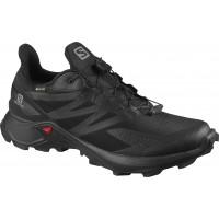Salomon Shoes Supercross Blast GTX Black/Black/Black 2020