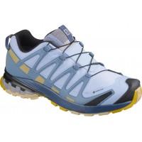 Salomon Shoes XA Pro 3D V8 GTX W Kentucky Blue/Dark Denim 2020