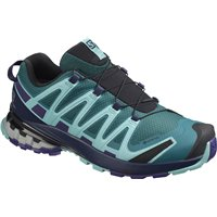 Salomon Shoes XA Pro 3D V8 Shaded Spruce/Evening Blue/Meadowbrook 2020