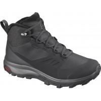 Salomon Shoes Outsnap CSWP W Black/Ebony/Black 2020