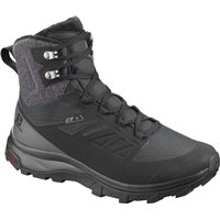 Salomon Shoes Outblast TS CSWP W Black/Black/Black 2020