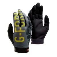 G-Form Sorata Trail Gloves Grey/Acid Green 2020