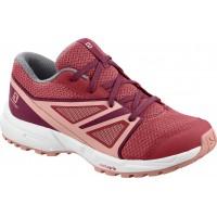 Salomon Shoes Sense Junior Garnet Rose/Beet Red/Coral Almond 2020