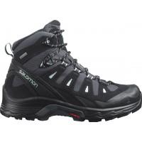 Salomon Shoes Quest Prime GTX W Ebony/Black/Icy Morn 2020