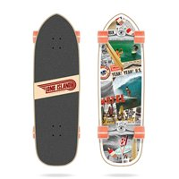 """Long island Mahalo 32"""" Surfskate -  Complete 2020"""
