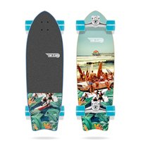 """Long island The Choice 31"""" Surfskate -  Complete 2020"""