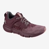 Salomon Shoes Predict SOC W Flint/Wine Tasting/Brick Dust 2020
