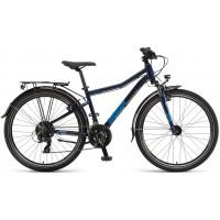 Winora Dash 21 Speed Blue Komplettes Fahrrad 2021