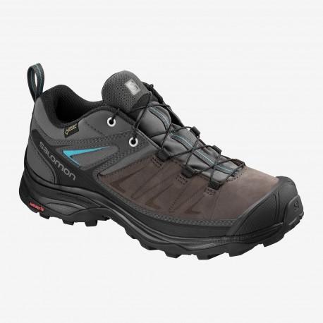 Salomon Shoes X Ultra 3 LTR GTX W Magnet/Phantom/Bluebird 2020