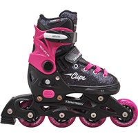 Tempish Inline Skates Clips Adjustable Kids Pink 2020