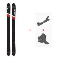 Ski Faction Candide 2.0 2021 + Fixations de ski randonnée + Peaux35042