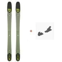 Ski Black Crows Anima 2021 + Fixations de ski39014