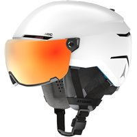 Atomic Savor Amid Visor HD White 2021
