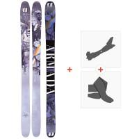Ski Armada ARV 106 2021 + Tourenbindungen + Felle38721
