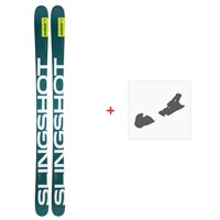 Ski Elan Sling Shot 2021 + Fixations de ski39144